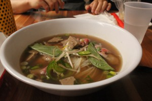 Beef Pho