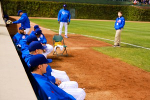 Cubs Bullpen